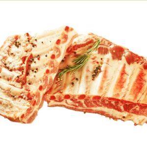 Frozen Pork Spare Ribs