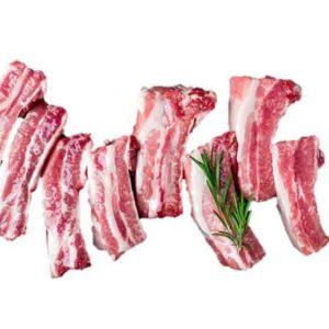 Pork Spare Ribs Cut